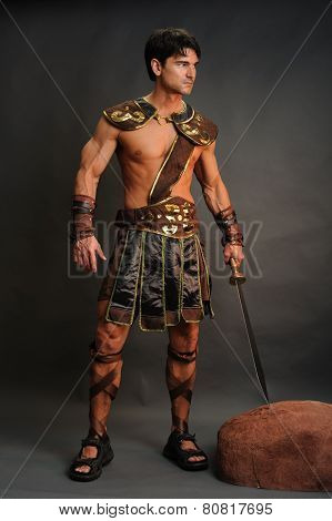 strong barbarian