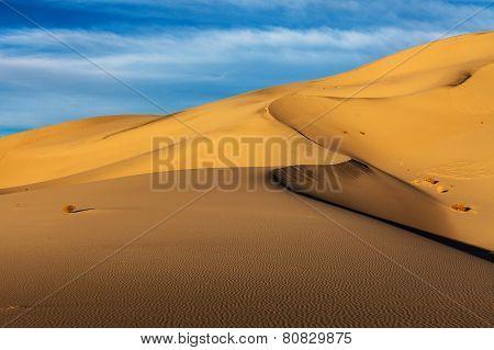 Eureka Sand Dunes Death Valley