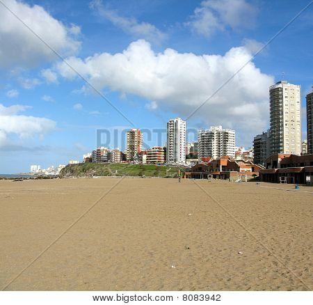 Mar Del Plata Coast
