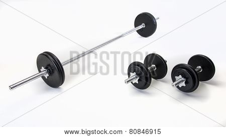 Iron Weight Set