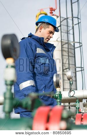 gas production operater