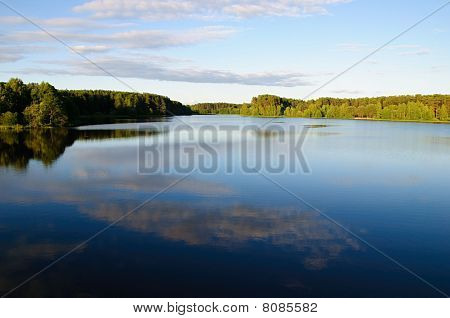 Belorussian  lake