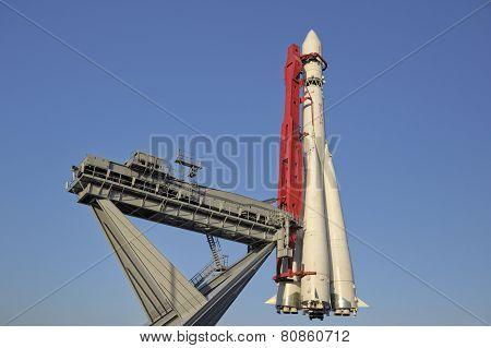 Soviet Rocket Vostok-1