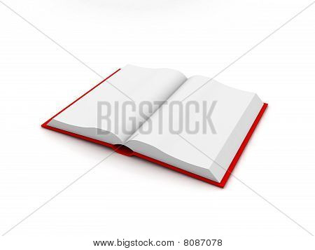 Open book.