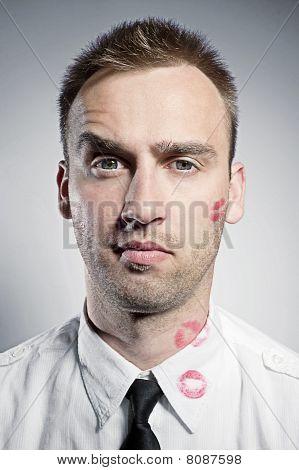 Kissed Man