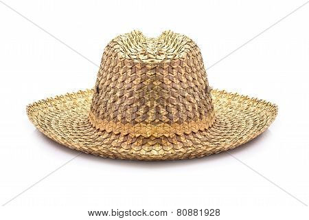 Basketwork Hat