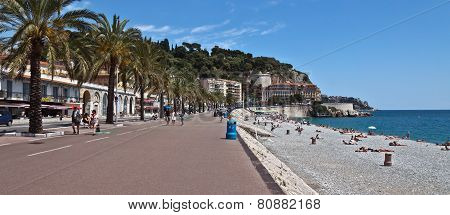 City Of Nice - Promenade Des Anglais