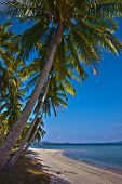 paradise beach in South Thailand, Kho Muk poster