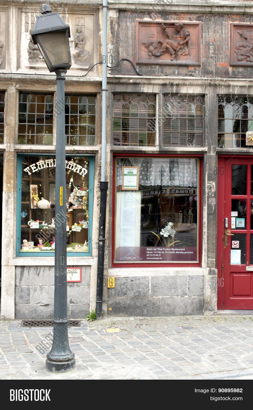 Vintage Shop Front Image & Photo (Free Trial) | Bigstock