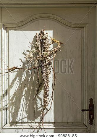 Herbs On Provence Door