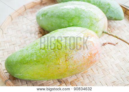Thai Natural Giant Green Mango