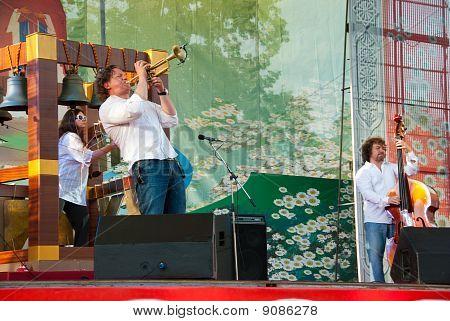 Russian Artists Mikhail Ivanov And Andrew Ivanov