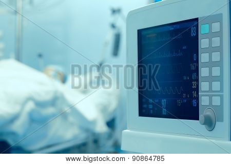 Clock Monitoring Of Patient In The Intensive Care Unit