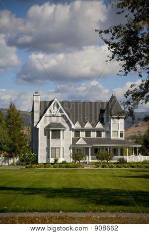 Napa County, Ca Custom Home