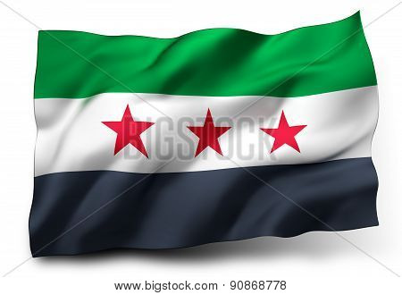 Flag Of Syria - Independence Flag