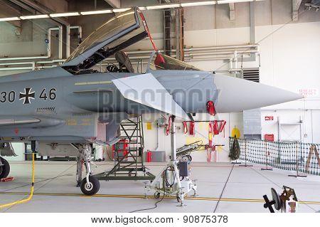 German Eurofighter