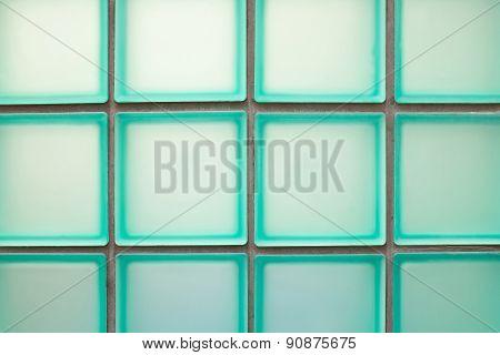 Tildes Glass Block Wall - Background Design