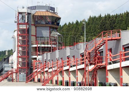Spa Control Tower