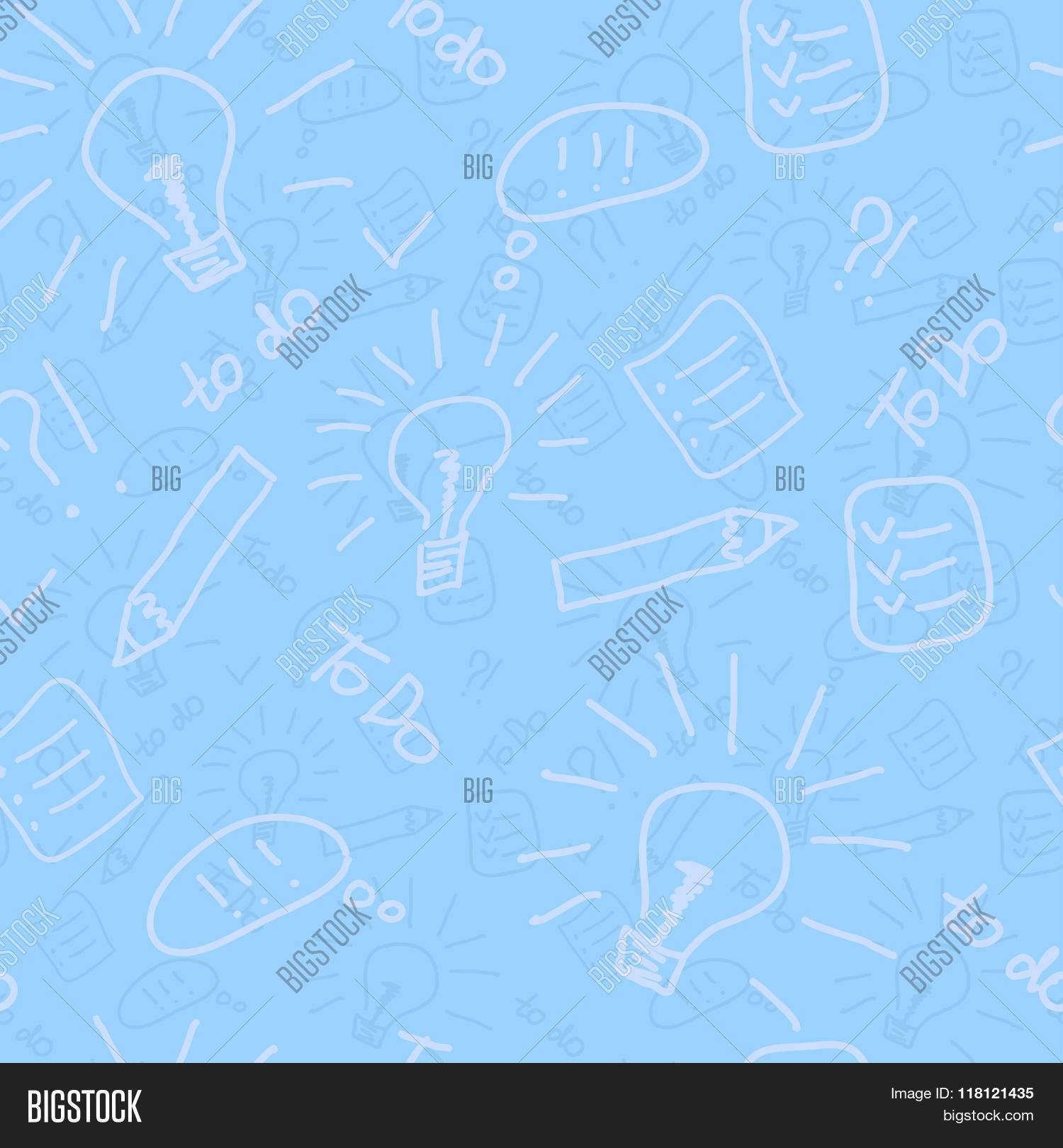 todo list seamless vector photo free trial bigstock