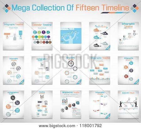 Mega Collection Of Fifteen Timeline