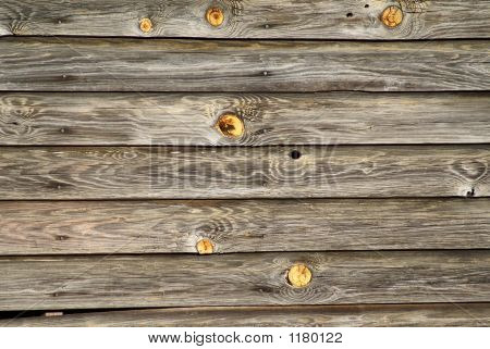 Wooden Wall Planks