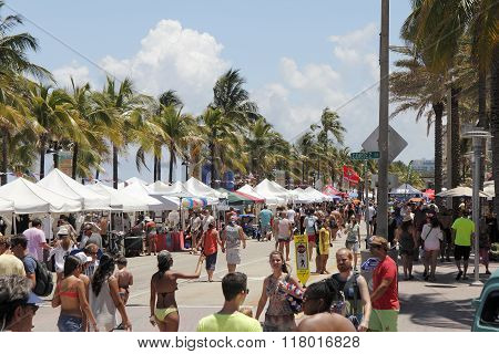 Many Street Beach Party Canopies