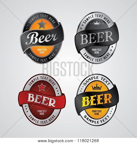 Beer Label Theme