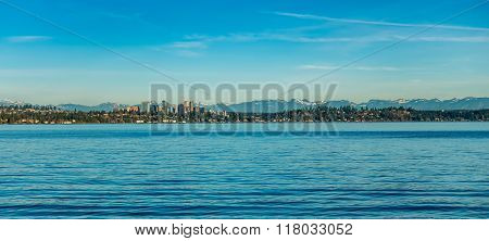 Bellevue Skyline On Lake 2
