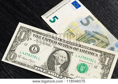 Currency Exchange Rate Euro To Dollar