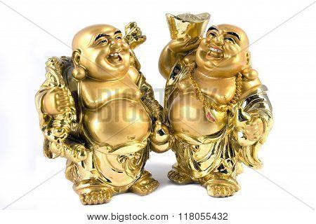buddhism  statuette