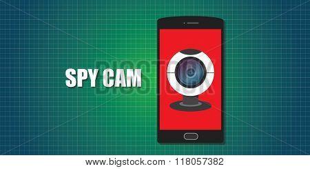 webcam web cam phone smartphone  spy