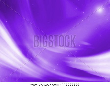cream background purple abstraction