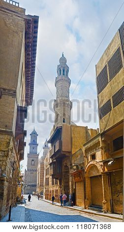 The Heart Of Islamic Cairo