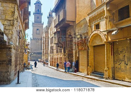The Atmosphere Of Islamic Cairo