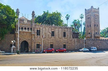 Mohamed Aly Pasha Palace