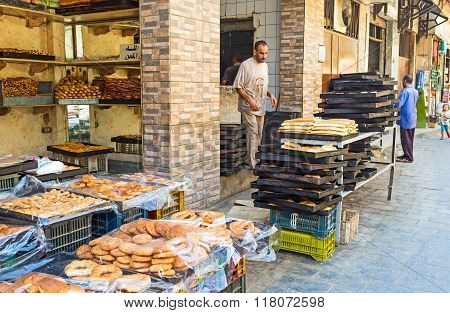The Old Bakery In Cairo