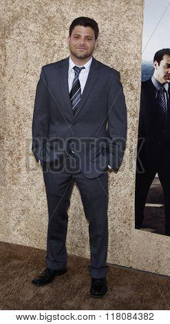 Jerry Ferrara at the Season 7 Premiere of