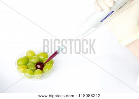 Improving Red Grapes