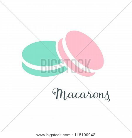 Simple Macarons Icon