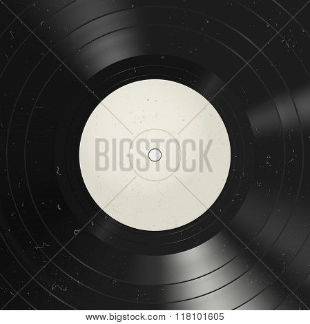 Vinyl record background.