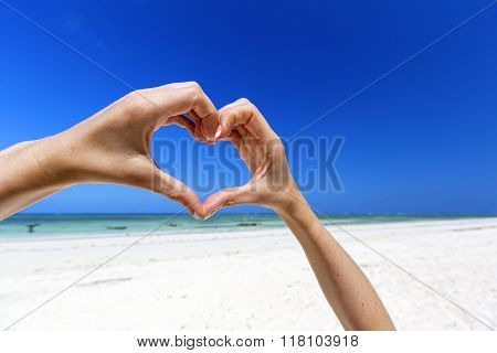 Paradise Beach Love.