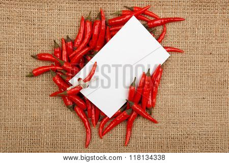 Chili Price-list Label