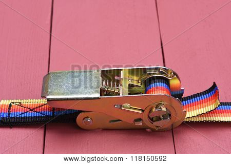 Ratchet straps for cargo load control