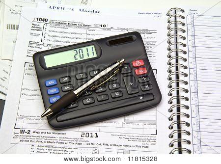 2010 Tax Year Prep