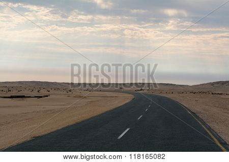Tared Road To Luederitz