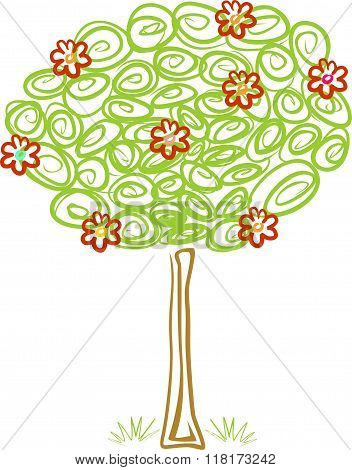 Nice Flowering Tree