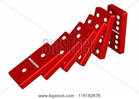Concept : Domino Effect