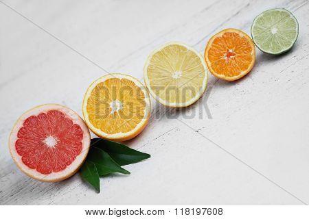 Citrus Row