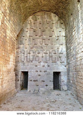 Pergamon Acropolis Dungeon