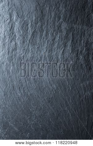 Black slate background. 50 megapixels photo